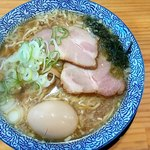 麵屋春馬 - 味玉中華780円
