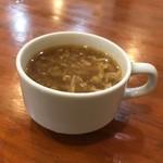 97570932 - 溶き玉子のスープ
