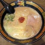 一蘭 - ラーメン_890円