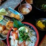 マルキ水産 - 料理写真: