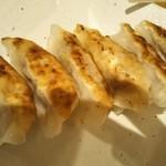 麺匠 蔵 - 餃子