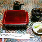 川よし - ■鰻重(上)3300円
