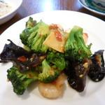 中国家庭料理 MAO - Aランチ940円のメイン