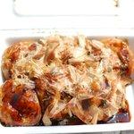 パクパク - 料理写真:たこ焼き