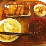 Yumeya - 串揚げ定食