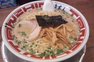 屯ちん 池袋本店 - 東京とんこつという名のラーメン大盛です!