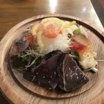 お肉と魚とおでんのマウンテン -