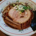 中華そば 一楽 - 醤油ラーメン730円
