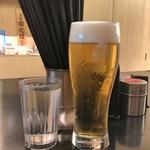 ど・みそ - 水 + 生ビール