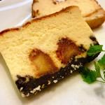 97585200 - キャラメルリンゴのチーズケーキ