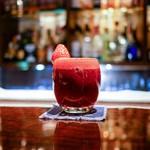 The bar 佐藤 - ドリンク写真:■ベリーベリーグッド(Berry very Good)1300円
