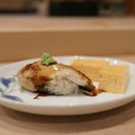 鮨いずみ - 穴子 出汁巻き☆