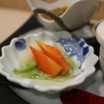 鮨いずみ - 野菜☆