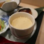 鮨いずみ - 茶碗蒸し 梅☆