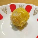 97588394 - 毛蟹、上海蟹、せいこ蟹と豚肉のゆば巻き団子
