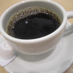 バター - ホットコーヒー
