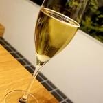 日本料理 e. - ノンアルコール 白泡