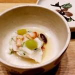 日本料理 e. - 金目鯛のかぶら蒸し