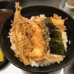 坂町の天丼 - 天丼①