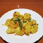 インディアンレストラン サイノ - 料理写真:アルアチャル250円