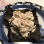 旬菜 おぐら家 - 白子昆布焼き