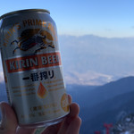 ホテル千畳敷 - 缶ビール450円