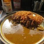 CoCo壱番屋 - 料理写真:手仕込みとん勝つカレー