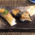 玄海鮨 - 追加  2貫