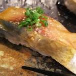玄海鮨 - 追加のサバです