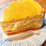 バッケンモーツァルト - りんごのチーズケーキ(400円+税)