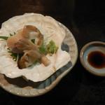 Kiyomasa - 貝の3種盛り