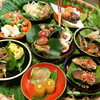 ヤマゴボウ - 料理写真:籠盛り前菜