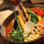97600311 - チキンと一日分の野菜20品目