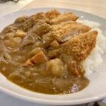 みつせ - 料理写真:田舎カツカレー