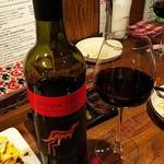 ダルバートダイニング - オーストラリア赤ワイン