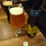 肉×クラフトビール 有楽町SORAバル - 平和ビールIPA