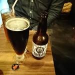肉×クラフトビール 有楽町SORAバル - 沖縄珊瑚ブラックエール