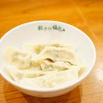 餃子の福包 - 水餃子 (¥290)