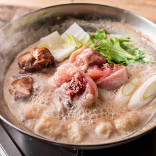 博多華味鳥の水炊きは〆まで絶品