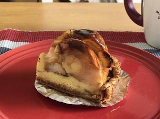 一善や 京都店 - 美しいアップルパイ。