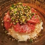 97607941 - 馬肉丼(めちゃくちゃ美味しいです)