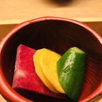 響 - お野菜