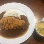 欧風食堂Kaede - カツカレー