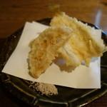 蕎麦前 小まつ - 天ぷら