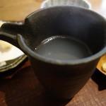 蕎麦前 小まつ - 釜湯