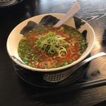 麺や暁 - 塩台湾ラーメン 800円(税込)