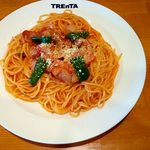 トレンタ - 料理写真:トレンタ特製ナポリタン
