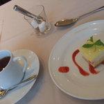 タントタントトラットリア - パスタランチ ドルチェ 紅茶