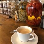 Chiiran - 食後はコーヒーが付くのが嬉しい。