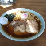 食堂信水 - 料理写真:チャーシューメン(700円)